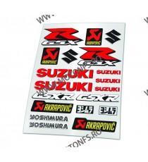 SUZUKI GSXR600 GSXR750 GSXR1000 Autocolant Stickere Pentru Carena Moto NOISJ NOISJ  Autocolant / Stikare Carena 49,00lei 49,...