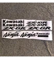 KAWASAKI ZX6R ZX10R Autocolant Stickere Pentru Carena Moto SVOQB SVOQB  Stickere Carena Moto Scuter ATV 42,00RON 42,00RON 3...