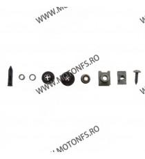 Set 223pcs Suruburi Carene +Suruburi parbriza+ clipsuri+distantiere+prinderi+saibe Universal Moto Honda Kawasaki Suzuki Yamah...