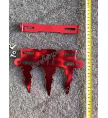 Monster Suport Numar Universal Rabatabil Rosu MJX4O MJX4O  Suport Numar Universal 45,00RON 45,00RON 37,82RON 37,82RON