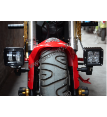 Suport proiectoare & Bare LED chopper moto motocicleta RT1NF RT1NF  Proiectoare, Lampi & Leduri 50,00RON 50,00RON 42,02RON...