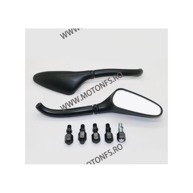 Set oglinzi racing Universal Prindere suruburi Negru 8mm / 10mm Cod SF031 SF031  Oglinzi universale 99,00RON 99,00RON 83,19...