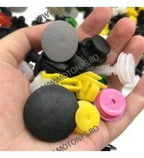 Pachet 500 bucati cleme, clipsuri, bumbi Moto / auto pentru interior - exterior DEL6O DEL6O  Clipsuri 50,00RON 50,00RON 42,...