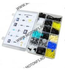 SET HE43-730pcs CLIPSURI CLEME AUTO DE PLASTIC XUNR3 HE43-730pcs  Clipsuri 89,00RON 89,00RON 74,79RON 74,79RON
