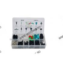 SET HE56-170pcs CLIPSURI CLEME AUTO DE PLASTIC PQ2T9 HE56-170pcs  Clipsuri 80,00RON 80,00RON 67,23RON 67,23RON