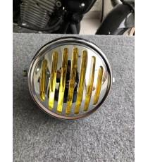 Far Moto Cu Grile Protectie cafe racer chopper, bobber JL8EF JL8EF  Faruri Universale  125,00RON 125,00RON 105,04RON 105,0...