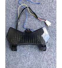 ZX6R ZX636 2003 2004  Z750S 2003 2004 2005 2006 Z1000 2003 2004 2005 2006 Kawasaki Stopuri LED Cu Semnale Integrate st176  St...