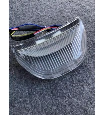 CBR600RR 2003 2004 2005 2006 CBR1000RR 2004 2005 2006 2007 Stopuri LED Cu Semnale Integrate Transparent st180  Stopuri LED cu...