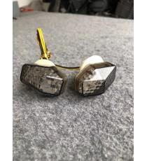 Semnale LED Pentru Carena Suzuki Omologat ( E11 ) Fumuriu SLC303-001a 303-001a  Semnale Led Pentru Carena 40,00RON 30,00RON...