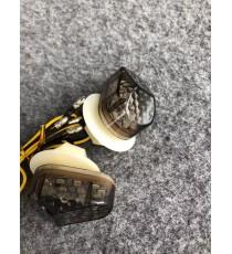 Semnale LED Pentru Carena Yamaha Omologat ( E11 ) Fumuriu SLC303-3a 303-003a  Semnale Led Pentru Carena 40,00lei 40,00lei 3...