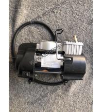 Compresor Aer Un cilindru Auto / Moto Umflat Roti Carcasa Metalica Lumina LED 12V 15A 40l/Minut 7UMB1 7UMB1  Manometru / Pomp...