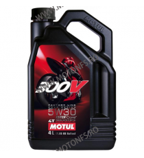 MOTUL - 300V 5W30 - 4L M4-111  MOTUL 315,00 RON 283,00 RON 264,71 RON 237,82 RON product_reduction_percent