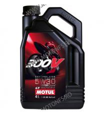 MOTUL - 300V 5W30 - 4L M4-111  MOTUL 315,00RON 283,00RON 264,71RON 237,82RON product_reduction_percent