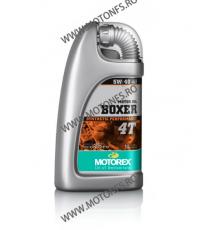 MOTOREX - BOXER 5W40 - 1L 940-384  MOTOREX 65,00RON 59,00RON 54,62RON 49,58RON product_reduction_percent