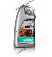 MOTOREX - BOXER 5W40 - 1L 940-384  MOTOREX 65,00 RON 59,00 RON 54,62 RON 49,58 RON product_reduction_percent