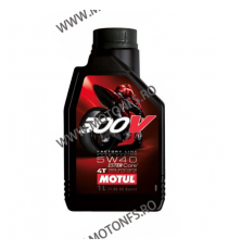 MOTUL - 300V 5W40 - 1L M4-112  MOTUL  88,00 RON 79,00 RON 73,95 RON 66,39 RON product_reduction_percent