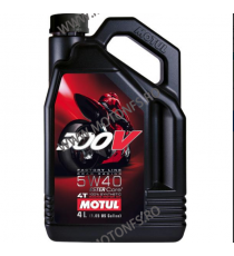 MOTUL - 300V 5W40 - 4L M4-115  MOTUL  315,00RON 284,00RON 264,71RON 238,66RON product_reduction_percent