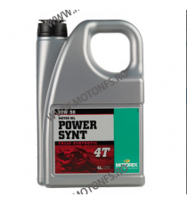 MOTOREX - POWER SYNT 10W50 - 4L 940-235  MOTOREX 305,00 RON 274,00 RON 256,30 RON 230,25 RON product_reduction_percent