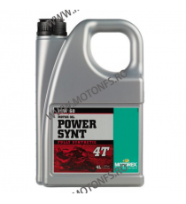 MOTOREX - POWER SYNT 10W60 - 4L 940-335  MOTOREX 315,00 RON 283,00 RON 264,71 RON 237,82 RON product_reduction_percent