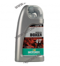 MOTOREX - BOXER 15W50 - 1L 940-374  MOTOREX 65,00 RON 58,00 RON 54,62 RON 48,74 RON product_reduction_percent