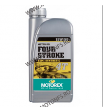 MOTOREX - FOUR STROKE 15W50 - 1L 940-964  MOTOREX 45,00 RON 41,00 RON 37,82 RON 34,45 RON product_reduction_percent