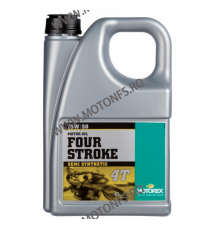 MOTOREX - FOUR STROKE 15W50 - 4L 940-965  MOTOREX 155,00 RON 139,00 RON 130,25 RON 116,81 RON product_reduction_percent