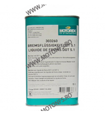 MOTOREX - LICHID FRANA DOT 5.1 - 1L 970-204  MOTOREX  100,00RON 89,00RON 84,03RON 74,79RON product_reduction_percent