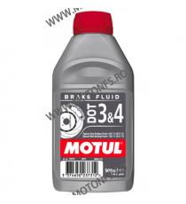 MOTUL - BRAKE FLUID DOT 3 & 4 - 500ml M2-718  MOTUL  35,00RON 32,00RON 29,41RON 26,89RON product_reduction_percent