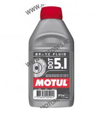 MOTUL - BRAKE FLUID DOT 5.1 - 500ml M0-950  MOTUL  45,00RON 41,00RON 37,82RON 34,45RON product_reduction_percent