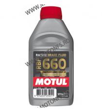 MOTUL - BRAKE FLUID RBF660 FACTORY LINE - 500ml (DRY BOILING POINT 325�C) M1-666  MOTUL  75,00RON 67,00RON 63,03RON 56,30...