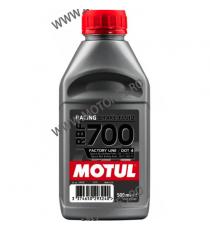 MOTUL - BRAKE FLUID RBF700 FACTORY LINE - 500ml (DRY BOILING POINT 312�C) M9-452  MOTUL  78,00RON 70,00RON 65,55RON 58,82...