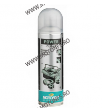 MOTOREX - POWER CLEAN SPRAY - 500ml 980-646  MOTOREX  45,00 RON 40,00 RON 37,82 RON 33,61 RON product_reduction_percent