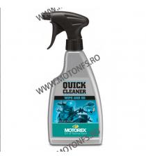 MOTOREX - QUICK CLEANER - 500ml 980-103  MOTOREX 65,00RON 58,00RON 54,62RON 48,74RON product_reduction_percent