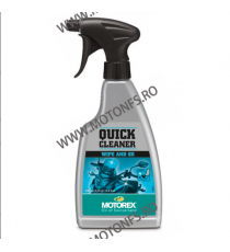 MOTOREX - QUICK CLEANER - 500ml 980-103  MOTOREX 65,00 RON 58,00 RON 54,62 RON 48,74 RON product_reduction_percent