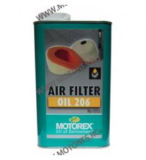MOTOREX - AIR FILTER OIL 206 - 1L 980-424  MOTOREX  65,00RON 58,00RON 54,62RON 48,74RON product_reduction_percent