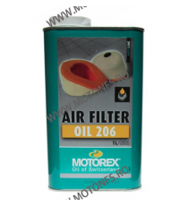 MOTOREX - AIR FILTER OIL 206 - 1L 980-424  MOTOREX  65,00 RON 58,00 RON 54,62 RON 48,74 RON product_reduction_percent
