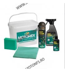 MOTOREX BICICLETE - BIKE CLEANING KIT XCK  MOTOREX 190,00RON 165,00RON 159,66RON 138,66RON product_reduction_percent