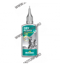 MOTOREX BICICLETE - DRY POWER - 100ml (BOTTLE) XDL1  MOTOREX 36,00 RON 33,00 RON 30,25 RON 27,73 RON product_reduction_percent