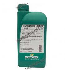 MOTOREX BICICLETE - SUPERGLISS 100K (FORK OIL) - 1L (BOTTLE) 303-195  MOTOREX 55,00lei 50,00lei 46,22lei 42,02lei product...