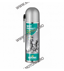 MOTOREX BICICLETE - WET PROTECT - 300ml (SPRAY) XWL3  MOTOREX 52,00 RON 47,00 RON 43,70 RON 39,50 RON product_reduction_percent