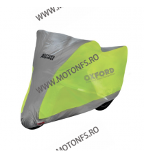 [dimeniuni: 203x83x119] OXFORD - husa moto / scooter AQUATEX - fluorescent, small (S) OX-CV220  Huse moto 135,00 RON 119,00 R...