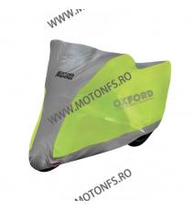 [dimeniuni: 246x104x127] OXFORD - husa moto AQUATEX - fluorescent, large (L) OX-CV222  Huse moto 170,00RON 144,00RON 142,8...