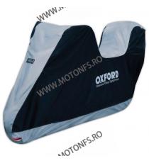 [dimeniuni: 246x104x127]OXFORD - husa moto AQUATEX - pentru topcase, large (L) OX-CV205  Huse moto 165,00RON 139,00RON 138...