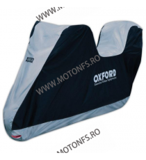 [dimeniuni: 277x103x141] OXFORD - husa moto AQUATEX - pentru topcase, extra large (XL) OX-CV207  Huse moto 185,00RON 159,00...