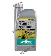MOTOREX - TWO STROKE 2T - 1L 950-984  MOTOREX 50,00RON 45,00RON 42,02RON 37,82RON product_reduction_percent