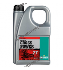 MOTOREX - CROSS POWER 2T - 4L 950-145  MOTOREX 325,00 RON 249,00 RON 273,11 RON 209,24 RON product_reduction_percent