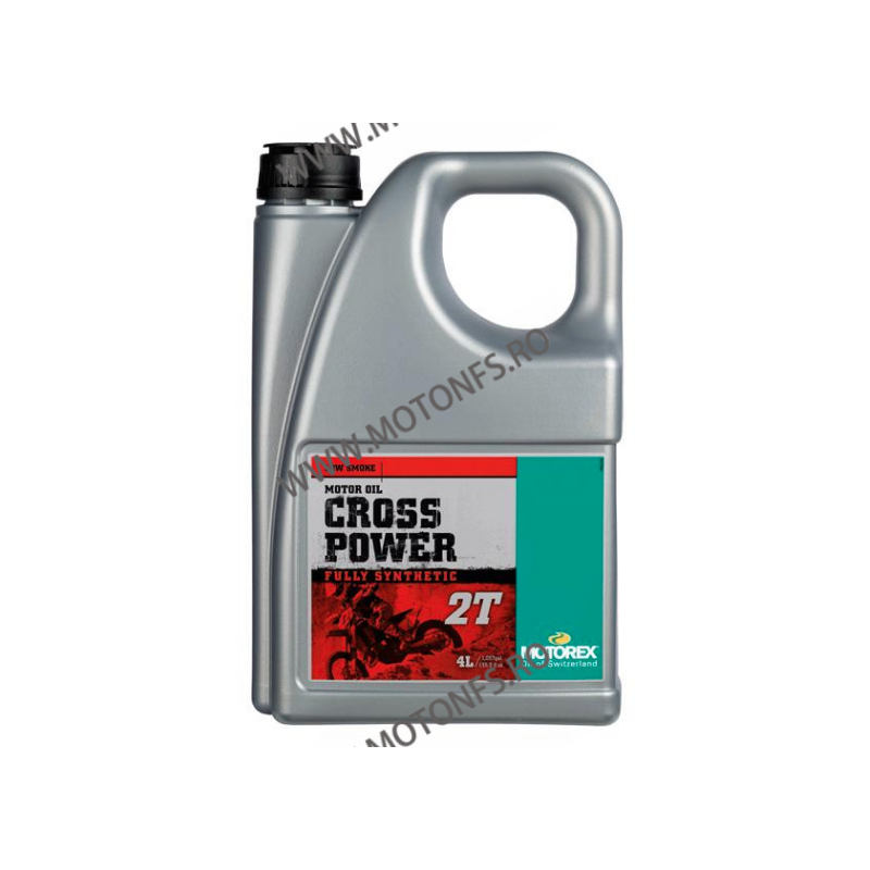 MOTOREX - CROSS POWER 2T - 4L 950-145  MOTOREX 325,00RON 249,00RON 273,11RON 209,24RON product_reduction_percent