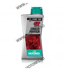 MOTOREX - CROSS POWER 10W50 - 1L 940-064  MOTOREX 82,00RON 74,00RON 68,91RON 62,18RON product_reduction_percent