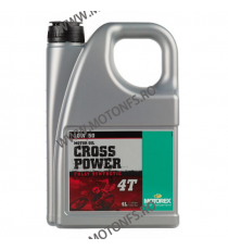 MOTOREX - CROSS POWER 10W50 - 4L 940-065  MOTOREX 315,00 RON 259,00 RON 264,71 RON 217,65 RON product_reduction_percent