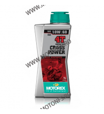 MOTOREX - CROSS POWER 10W60 - 1L 940-314  MOTOREX 82,00 RON 74,00 RON 68,91 RON 62,18 RON product_reduction_percent